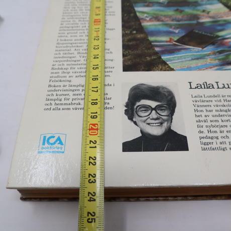 【古本】B3_022 stora vavboken /Laila lundell