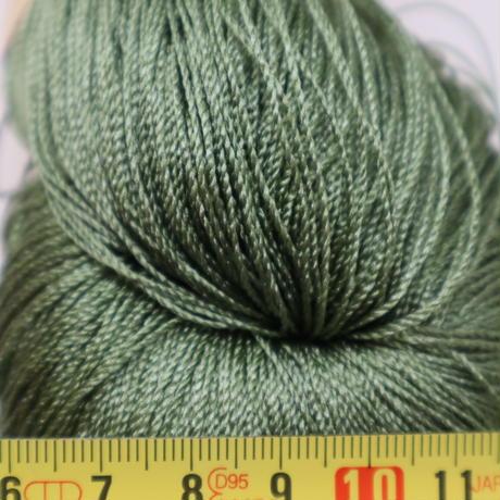 【糸】E024 絹糸 ておりや/TEORIYA オリジナルパールシルク 2本