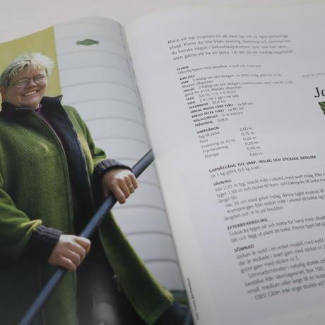 【古本】B2_273 Vav Magasinet VÄVMAGASINET NR3 2001 英訳小冊子付