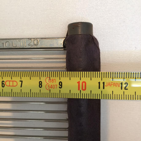 A122【USED】ステンレス筬 10cm/20 内寸150cm