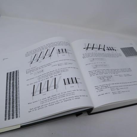 【古本】B2_16  Weaving Book  Patterns & Ideas / Helene Bress