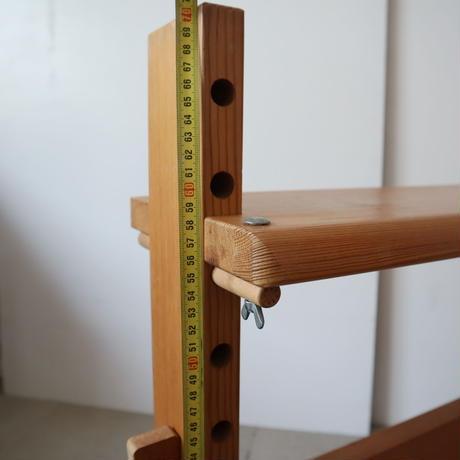 R022【USED】Glimakra社 スウェーデン グリモクラ 高さ調整可能 機織用椅子