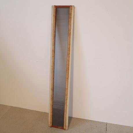 P061【USED】ステンレス筬 鯨寸25羽  内寸50 cm