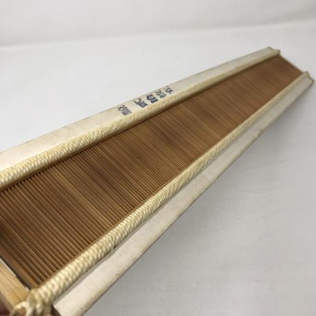 L032【USED】竹筬 鯨寸20羽  51cm 内寸48.8cm