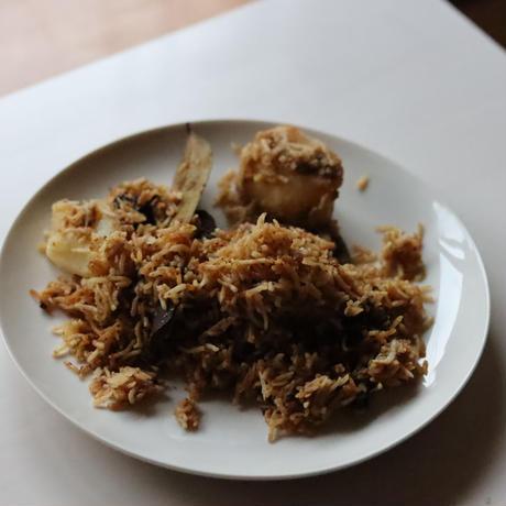 炊飯器で作る ビリヤニキット4人前