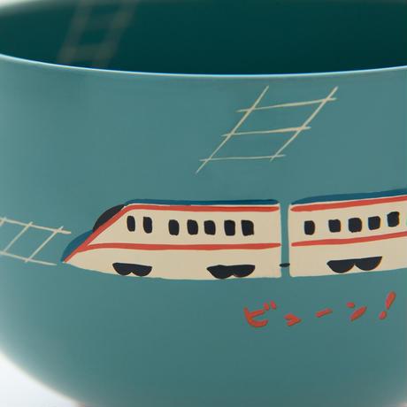 「しんかんせん」aisomo cosomo リメイク小鉢