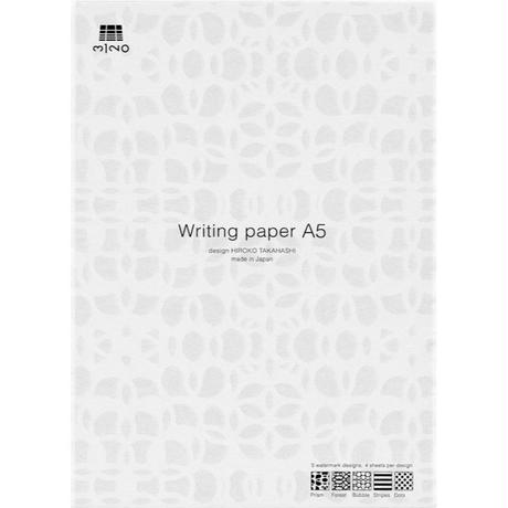 MINOK54 Writing paper A5