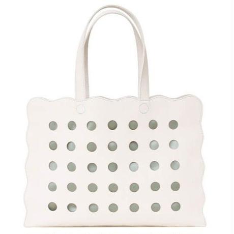 POL024 SHOULDER BAG WHITE