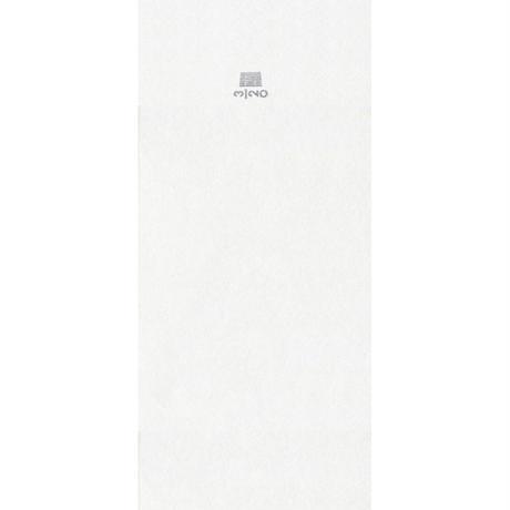 MINOK76 Letter paper Slim White Bubble
