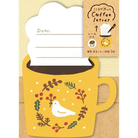 LT349  コーヒーレター ぽっぽ   (03120)