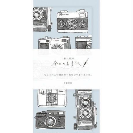 LI197 今日のお手紙 カメラ