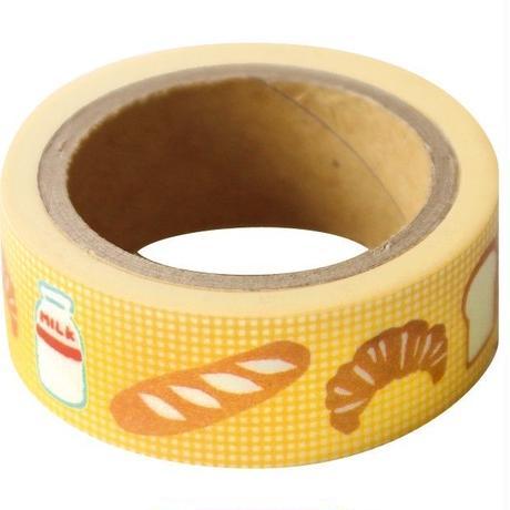 QMT23そえぶみ箋 ますきんぐテープ パン