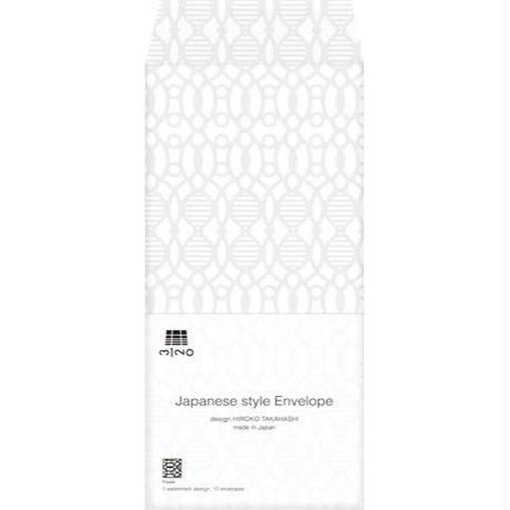 MINOK78 Japanese style Envelope Forest