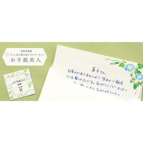 お手紙美人  夏 LT 318 319