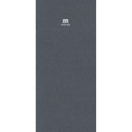 MINOK75 Letter paper Slim Grey Forest