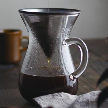 KINTO SLOW COFFEE STYLE コーヒーカラフェセット ステンレス 600ml