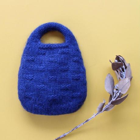 【終了】ワークショップ@大阪 EYLUL(7/7)「ふっくら仕上げるしずく形バッグ」お申し込み