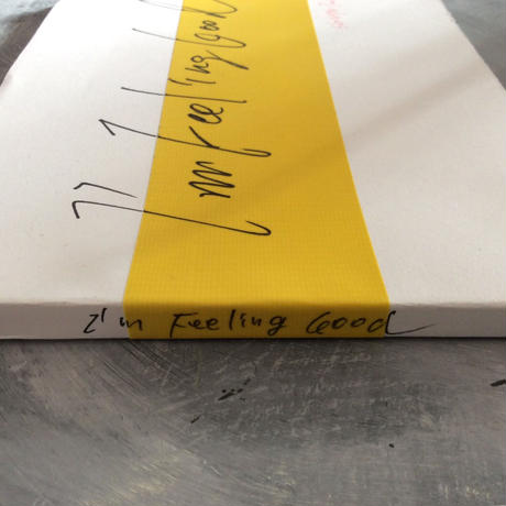 "art book ""I'm Feeling Good"""