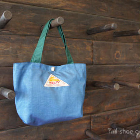 KELTY ケルティ / Mini tote Bag S(ミニトート バック S)/ SKY×Forest
