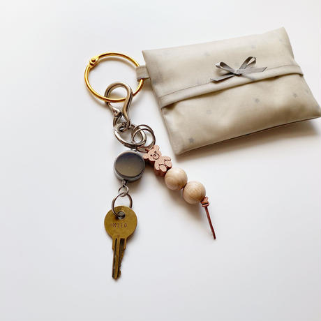 Key pinchfor D  hoshikuma brown
