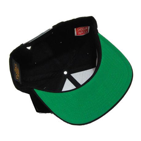 ST串 CAP SNAPBACK