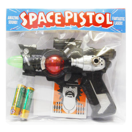 SPACE PISTOL  BLASTER