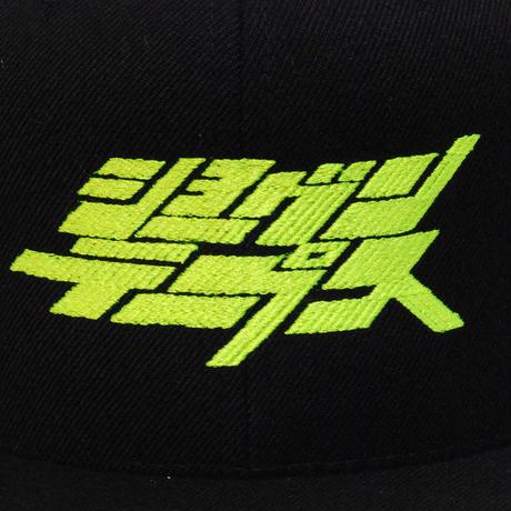 ショーグンテープス CAP SNAPBACK  [BLACK]