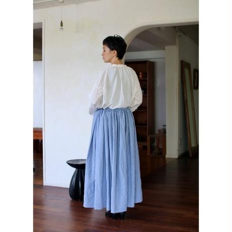 humoresque      long gather skirt
