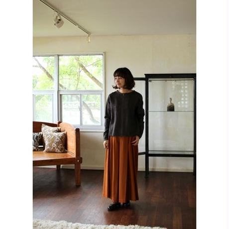 humoresque  plain blouse - brown -