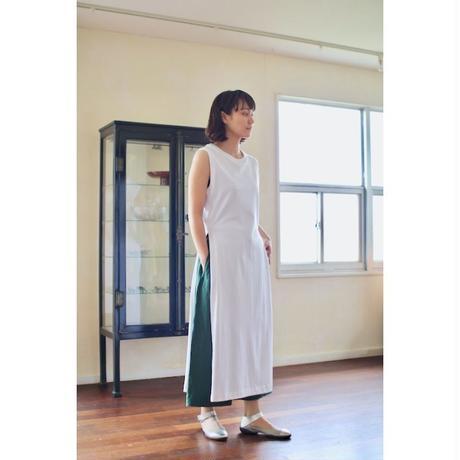 humoresque long slit dress