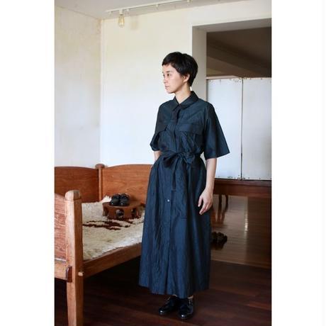 humoresque Pocket shirt dress