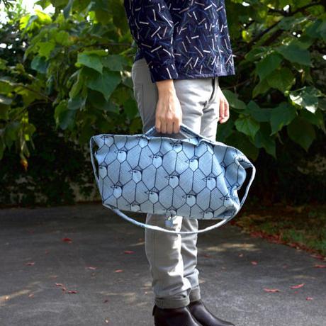 ミナ ペルホネン new journey shoulder bag