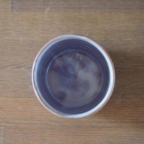 蕎麦猪口カップ・大【粉引紫】