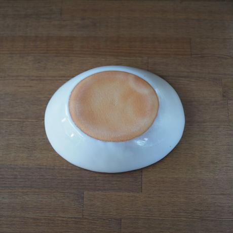 カレー皿・小【白萩釉】