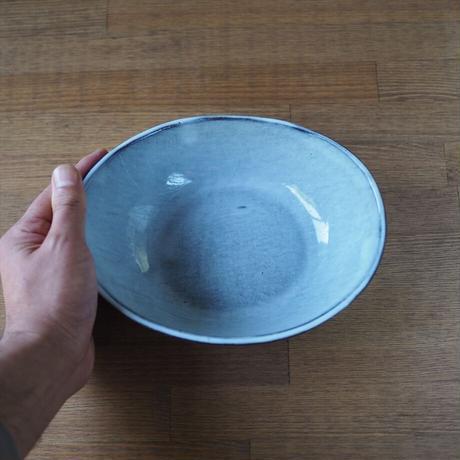 カレー皿・小【グレー】
