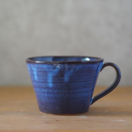 スープカップ【青萩釉】