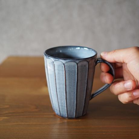 面取マグカップ 全4色