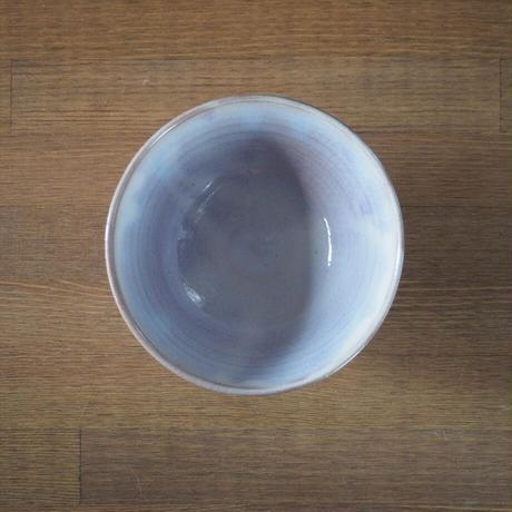 飯碗 ・大【粉引紫】