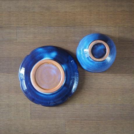 輪花碗皿 全4色