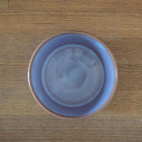 小鉢【粉引紫】