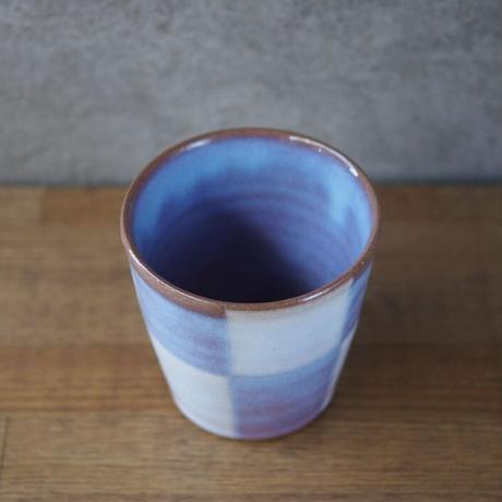 市松模様フリーカップ 全2色