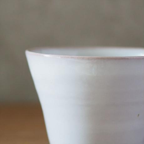 スープカップ【白萩釉】