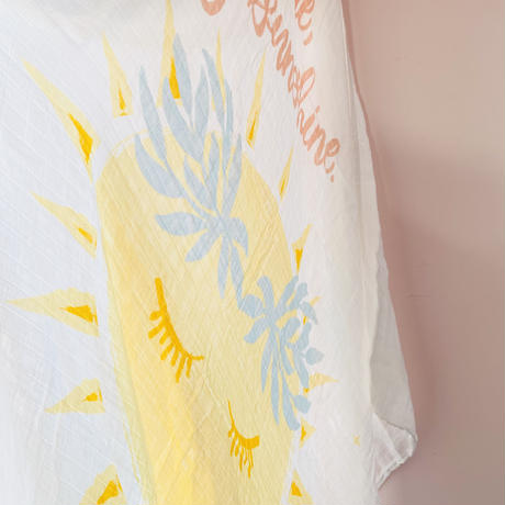 "Bamboo Swaddle ""You Are My Sunshine"" Coco Moon"