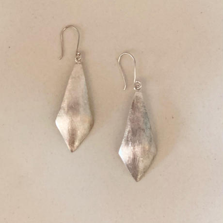 Karen Silver  Earrings / Plane
