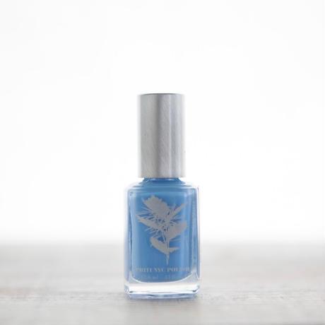 5 Free Nail Polish  -  Baby Blue Eyes  /PRITI NYC