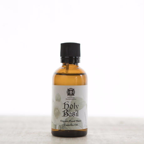 Holy Basil Floral Water + Camellia Oil / エルボステリア鎌倉山