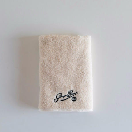 Face Towel in 100% Organic Cotton