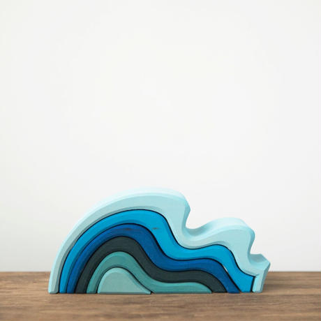 Wooden Water Waves / Grimm's Toys