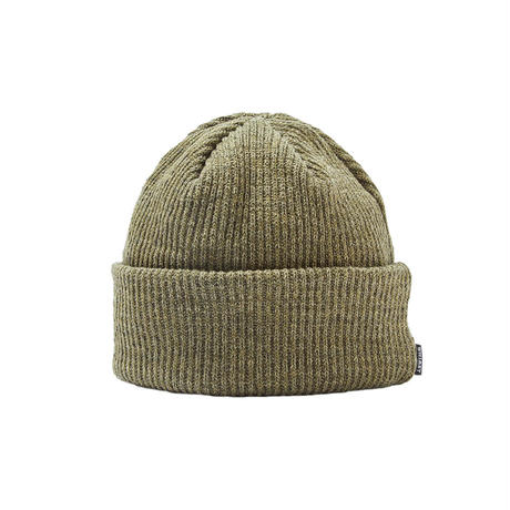 WHIMSY FINE GUAGE BEANIE OLIVE