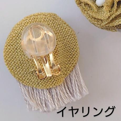 uni. 耳飾り(#12-11)